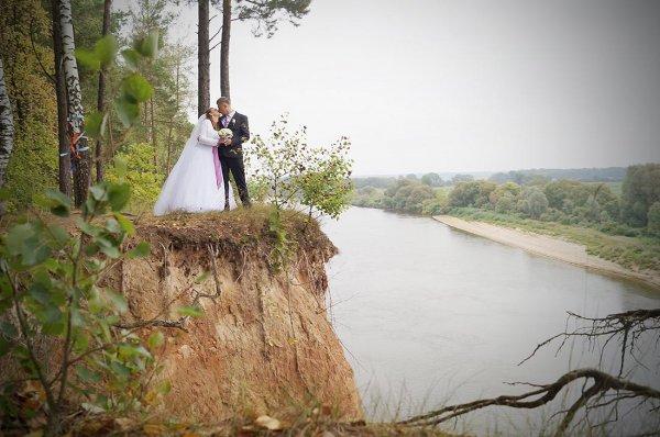Услуги свадебного фотографа в Рогачёве