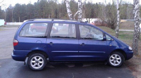 Авто Ford-1999