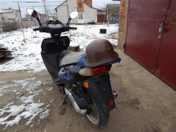 Скутер Vieper-2010