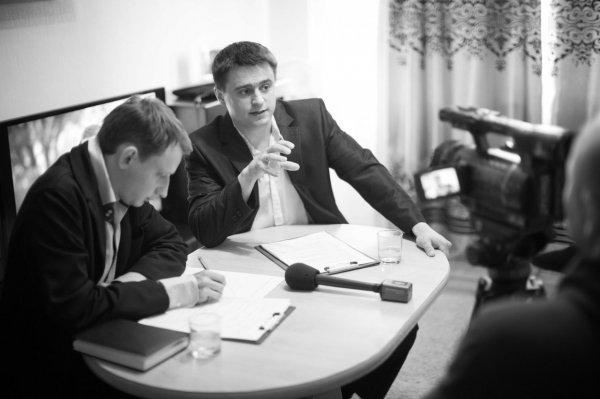 Рогачёвская альтернатива: Владимир Литовченко предлагает вывести регион из кризиса и навести порядок в Рогачёве за три года