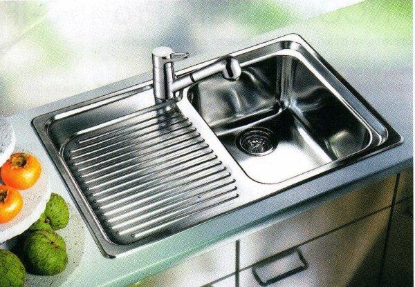 Что нужно знать при выборе кухонной мойки?