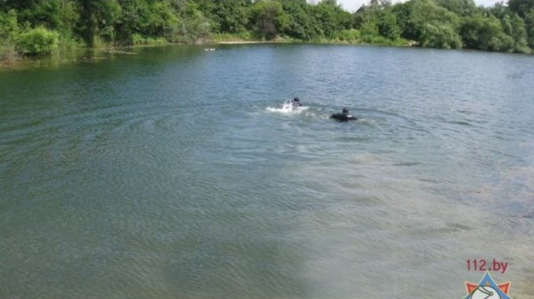 МЧС: В Березе утонули два школьника