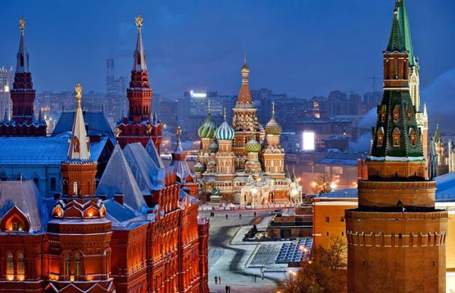 Прием групп из Белоруссии в Москве