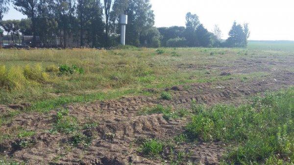 """Фотофакт: По приказу Калупахо, строители разгромили на """"Святом Озере"""" детскую площадку"""