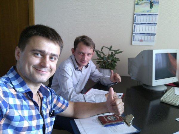 Избирком зарегистрировал инициативные группы Литовченко и Дашкевича