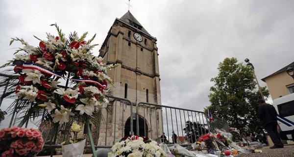 Мусульманские общины франции отказались хоронить террориста