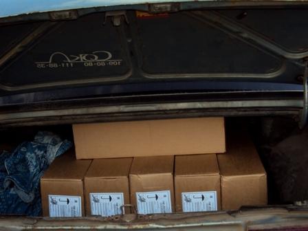 300 кг Рогачёвского сыра не пропустили через Российскую границу