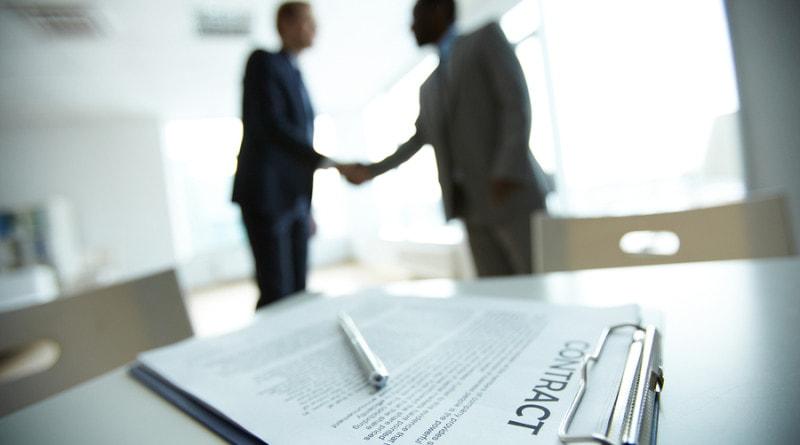 контракт при продаже