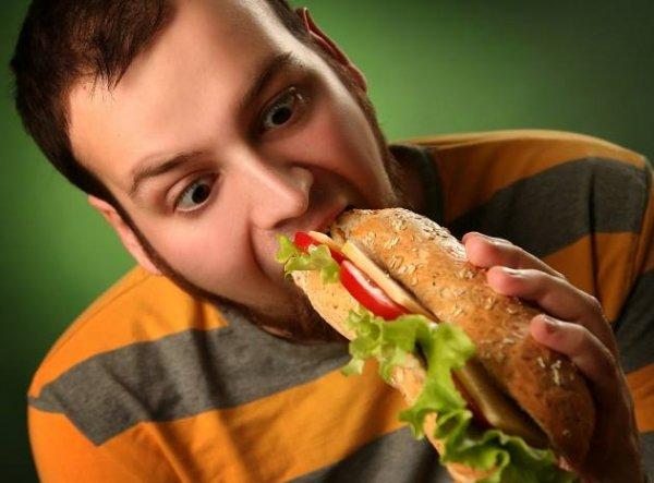 Неправильное питание при бодибилдинге
