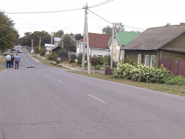Фотофакт: шокирующая авария по улице Козлова