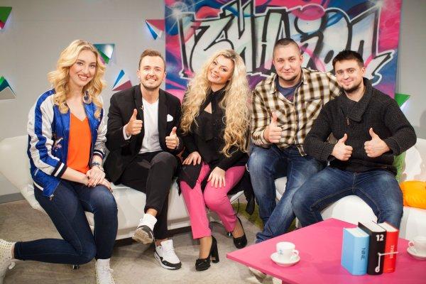 Рогачевская киностудия побывала в прямом эфире передачи ПИН_КОД на БТ2