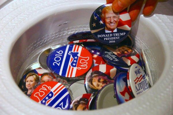 Дональд Трамп сенсационно выиграл выборы президента США