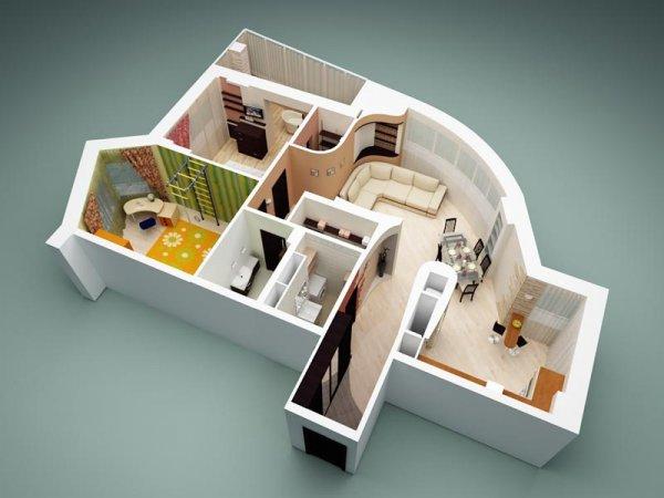 Как сделать перепланировку квартиры не нарушив закон?
