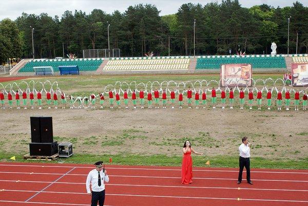 Фоторепортаж: В Рогачёве с аншлагом прошёл День Независимости