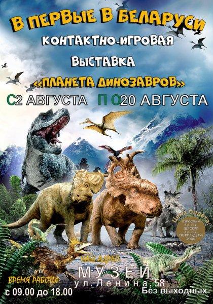 В Рогачёвском музее проходит первая в Беларуси контактно-игровая выставка