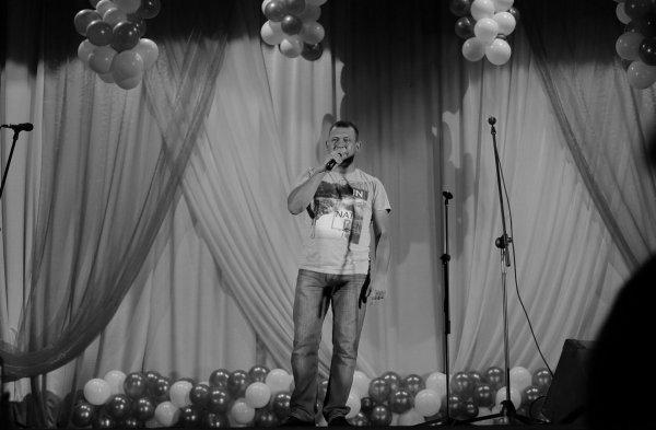 В Санатории Приднепровском прошел феерический концерт творческого Коллектива «Три Валеры»