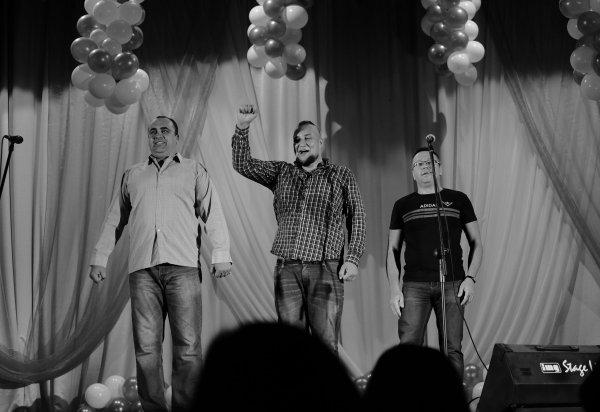 27 Сентября в Санатории «Приднепровский» выступит творческий коллектив «ТРИ ВАЛЕРЫ»