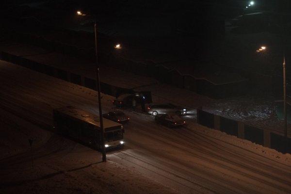 Фотофакт: Рогачёвский район накрыла волна ДТП