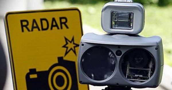 8 февраля под Рогачевом будет установлен датчик контроля скорости