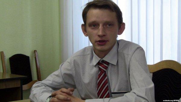Стало известно, что Следственный комитет искал в квартире у Дашкевича