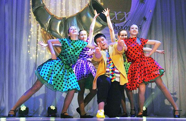 27 апреля в ГДК состоится юбилейный концерт, посвящённый 20-летию создания образцового ансамбля танца «Медуница»