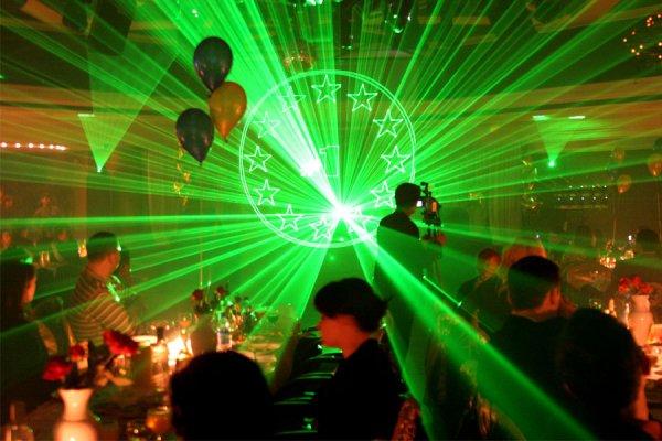 В ночь с 23 на 24 июня в Поболово состоится ретро-вечеринка с элементами лазерного шоу