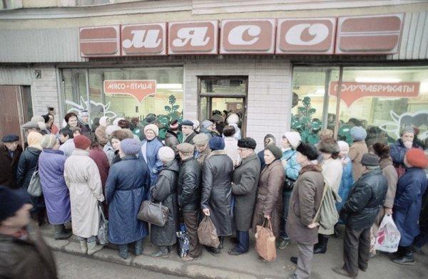 Хотели бы вернуться в такой СССР? Реальная правда про страну советов в 20 фото