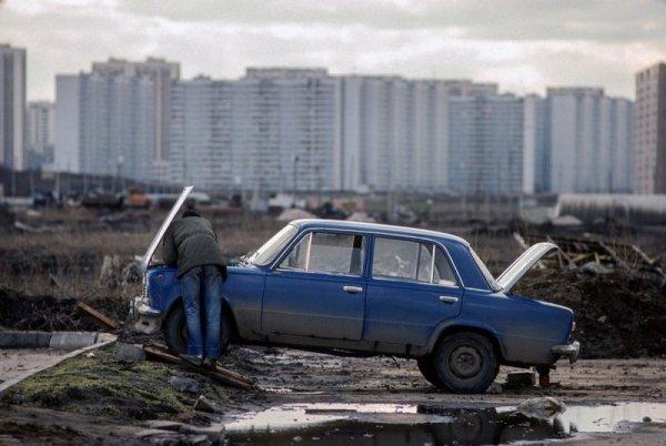 Для тех, кто ностальгирует по Советскому Союзу: Как выглядела нищета в СССР