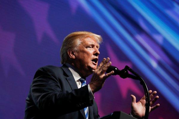 Трамп пообещал, что стена на границе с Мексикой будет красивой