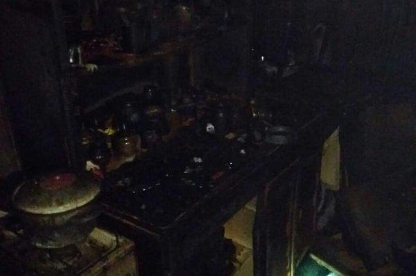 На пожаре в минской квартире погибла женщина
