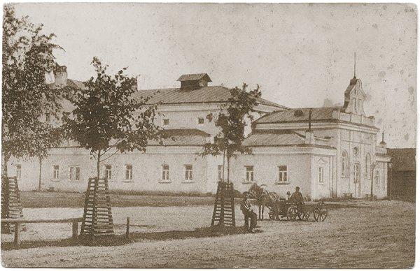 Виды на исторический Рогачёв, который выстоял и победил