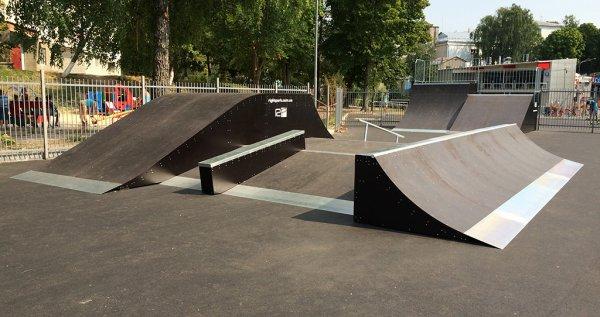 Рогачёвская молодёжь хочет добиться строительства «скейт-парка» в городе