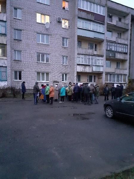 Жители посёлка МКК жёстко раскритиковали работу КЖЭУП «Рогачёв» во время собрания
