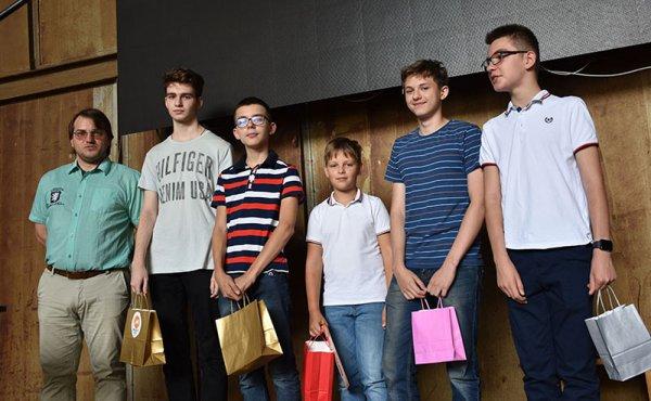 Рогачёвский айтишник Виктор Ященко выиграл путёвку на хакатон