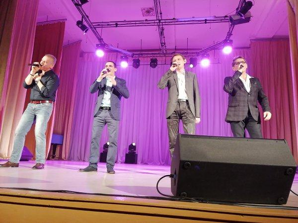 Как в Рогачёве прошёл концерт «Рождённые в СССР» - фото, видео