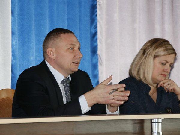 Виталий Сушко встретится с молодыми специалистами Рогачевщины