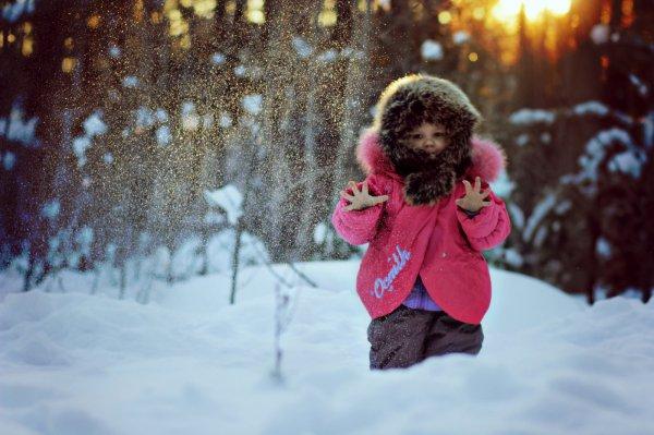 Стало известно, когда в Рогачев наконец придёт зима!