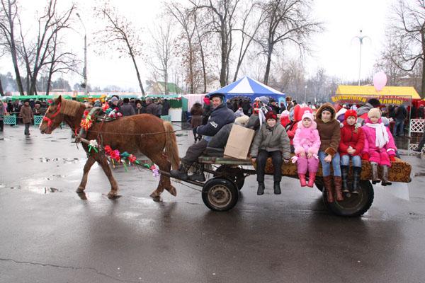 29 февраля в Рогачеве пройдут масштабные «Масленичные Гуляния»: публикуем программу мероприятий