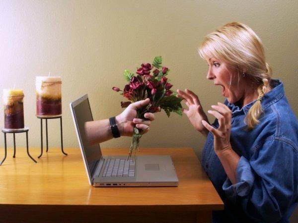 Краткая инструкция по знакомству в Интернете