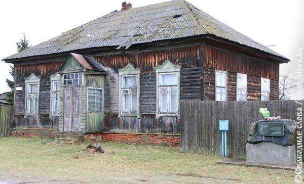 В Рогачеве создадут дом-музей Владимира Короткевича. Если найдут деньги и переселят родственников