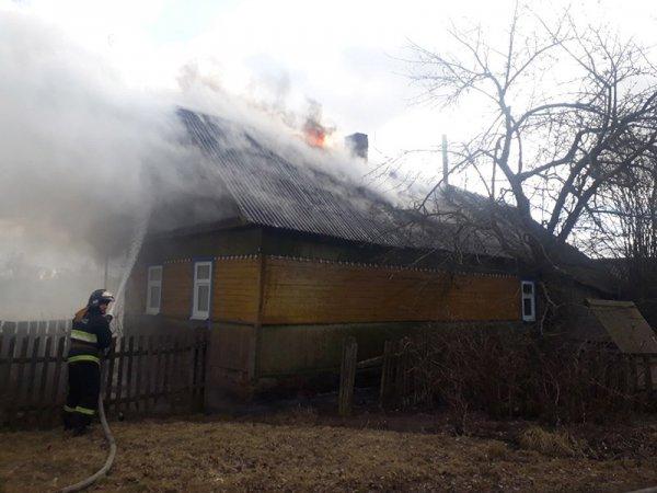 Так отмечали 23 февраля, что чуть не сожгли дом – фотофакт