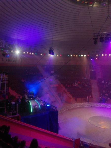 Фотофакт: Жители Гомельской области боятся ходить в Цирк из-за коронавируса