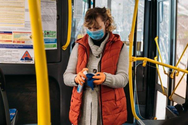 В Рогачеве с некоторых рейсов городских автобусов снимают кондукторов