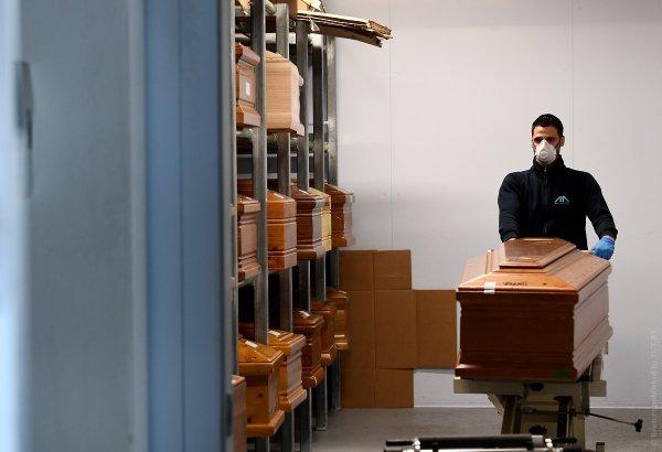 «Мир оказался не готов противостоять пандемии». Число заболевших COVID-19 превысило миллион