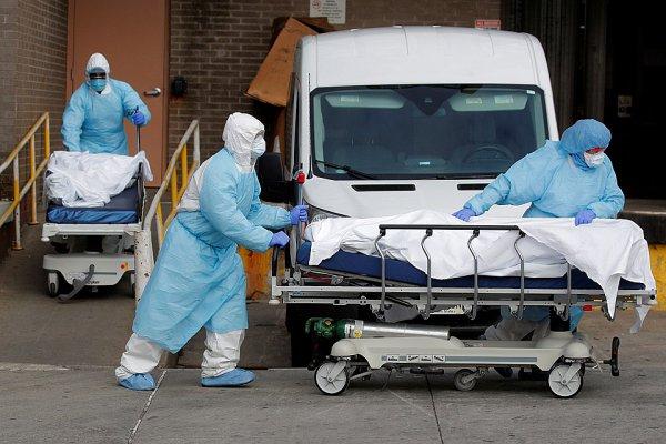 Эпидемиологическая ситуация в Рогачеве на 3 апреля: под наблюдением в инфекционном отделении два человека