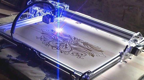 Лазерная гравировка металла – ювелирный процесс