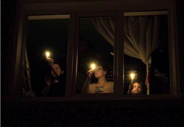 В Рогачёве проходит конкурс фотографий под хештегом #ДеньПобедыДома