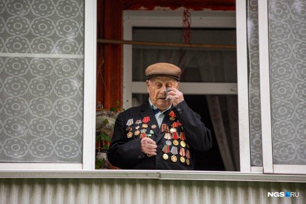 #ДеньПобедыДома: В Рогачёве 75-летие Великой Победы проходит ОНЛАЙН - видео