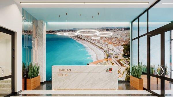 «Ницца»: современный аристократизм. В столичном комплексе «Минск Мир» – старт продаж нового дома!