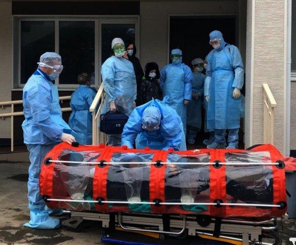 В Рогачёве уже более 200 выявленных случаев заражения коронавирусом